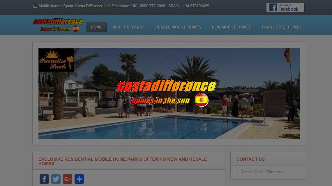 Costa Difference Ltd