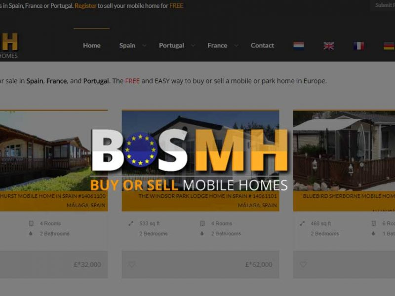 Buy Or Sell Mobile Homes