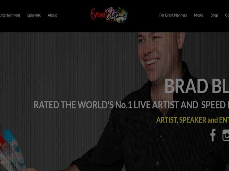 Brad Blaze